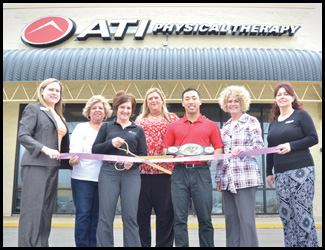 ATI Physical Therapy Open House - Independent Newspaper Group