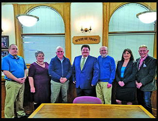 Shiawassee County Board of Commissioners