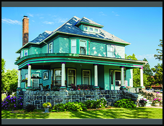 The Worth of Woodard  Highlights Upcoming  Owosso Historic Home Tour